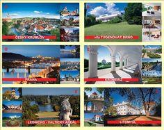 PAMÁTKY UNESCO :: Béčko-Tc Old Maps, Czech Republic, Tags, Viajes, Antique Maps, Bohemia, Mailing Labels, Old Cards