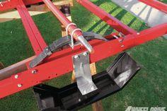 1204 4wd 01+harbor Freight Haul Master Part 1+utility Trailer Kit - Photo 36098401 - Economical Off-Road Trailer Build