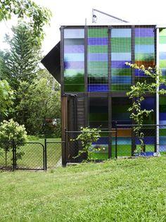 Galería de Raven Street House / James Russell Architect - 2