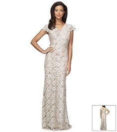 Juniors Morgan & Co. Laser Cut Prom Dress   Boscov's   Dresses ...