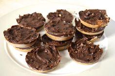 Virtual Vegan Potluck: Guilt-Free Chocolate Peanut Butter Cups