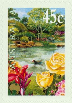 Australasian Swamphen stamps - mainly images - gallery format