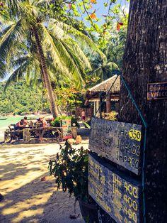 Bottle Beach, Thailand