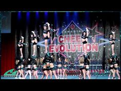 CHEER SPORT SHARKS HD - GREAT WHITES