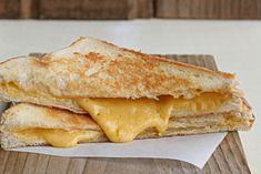 How to Make a Perfect Grilled Cheese Sandwich - Ooey, gooey, melty, and cooked to pure golden bliss. There's nothing quite so sublime as a great grilled cheese sandwich. Here's how to cook them perfectly every single time.