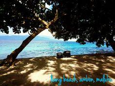 Liang Beach, Ambon, Maluku, Indonesia