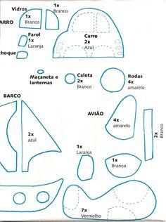 ARTE COM QUIANE - Paps, Moldes, E.V.A, Feltro e Costuras: passo-a-passo: Quadrinhos de tecido e feltro