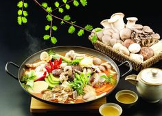 it cooks properly, the chicken will be easily pulled apart by chopsticks. Ginseng Chicken Soup, Chopsticks, Japchae, Pasta Salad, Ramen, Cooking, Ethnic Recipes, Google Search, Food