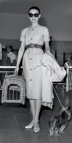 Blonde Episodes: Roman Style: Audrey Hepburn