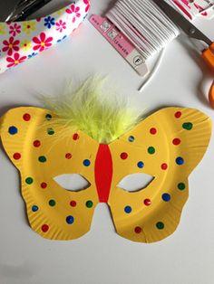 Masques papillon