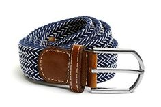 Totally in love with these Martell Fabric Woven Belts! They look like Andersons Belts for a fraction of the price!!  Link: http://www.amazon.co.uk/dp/product/B0174SBZGS