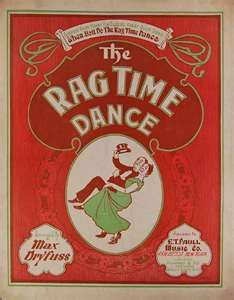 The Ragtime Dance Era Poster