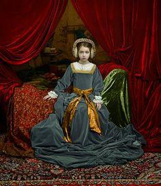 As crianças barrocas de Adriana Duque