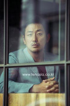 2014.08, TENASIA, Ha Jung Woo
