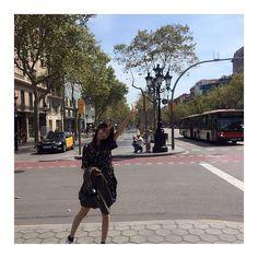 Barcelona #융스타그램
