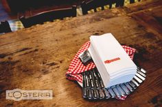 L'Osteria Decoration I Knives and forks