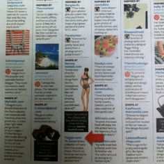InStyle feature of Taigan as 'Best of the the Web'
