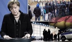 Merkel's nightmare: Almost half of Germans NOW FEAR refugees after Cologne attacks  NEW opinion polls show almost half of Germans fear refugees following the New Year's Eve sexual frenzy in Cologne.  By ALLAN HALL PUBLISHED: 07:00, Mon, Jan 18, 2016