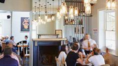 The gin's a tonic. Restaurant review: The Salopian Inn, McLaren Vale @Tony Finnemore @weekendausmagazine Australian Restaurant, Gin, Tourism, Sleep, Interior, Travel, Furniture, Home, Turismo