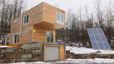 MEKA reinvents shipping container housing
