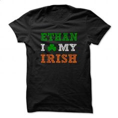 ETHAN STPATRICK DAY - 0399 Cool Name Shirt ! - #hoodie outfit #mens sweater. MORE INFO => https://www.sunfrog.com/LifeStyle/ETHAN-STPATRICK-DAY--0399-Cool-Name-Shirt-.html?68278