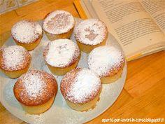 Il blog di Laura: Tortini al cocco Biscotti, Muffin, Breakfast, Blog, Morning Coffee, Muffins, Blogging, Cupcakes, Cookie Recipes