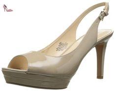 Nine Pump Ouest Plate-forme synthétique Able - Chaussures nine west (*Partner-Link)