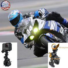 50-in-1 Sports Camera Accessories Kit Essential GoPro Hero 4/3+/3/2/1 Bundle NEW #Kitway