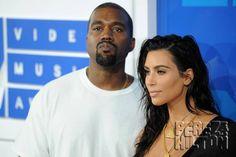 nice Kim Kardashian & Kanye West Had Marital Problems Before The Rapper's Hospitalization