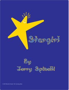 This is a custom written literature unit to be used with Stargirl by Jerry Spinelli. This unit is designed to be used with some student/instructor ...