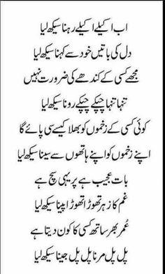Urdu Funny Quotes, Poetry Quotes In Urdu, Best Urdu Poetry Images, Urdu Poetry Romantic, Love Poetry Urdu, Ali Quotes, Snap Quotes, Qoutes, Nice Poetry