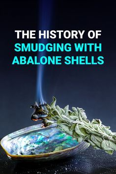 Abalone shells harness the power of the ocean to instill you and your atmosphere with calm, healing energy. During times of stress, smudging with abalone shells veils your mind, body, and spirit in utter quietude. #smudging #abalone #healingcrystals Chakra For Beginners, Healing Heart Quotes, Crystal For Anxiety, Mind Body Spirit, Smudge Sticks, Crystals And Gemstones, Healing Crystals, Abalone Shell, Chakra Healing