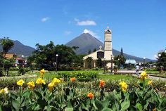 EL volcán Arenal, the nicest place I've been this year!!!