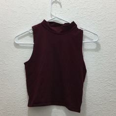 Abercrombie Mock Neck Crop Top No trades kids size Abercrombie & Fitch Tops Crop Tops