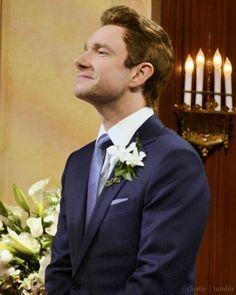 """thistie: """"Martin on SNL (2014)"""