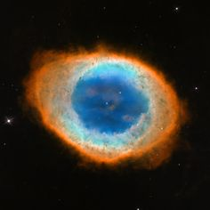M57: The Ring Nebula  Image Credit: NASA, ESA, and the Hubble Heritage (STScI / AURA)- ESA / Hubble Collaboration