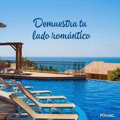 Vive el romanticismo en una de las playas solitarias de Los Cabos y sorprende a esa persona especial con un viaje extraordinario #Kivac #Amor #Mexico #Playa #Pareja