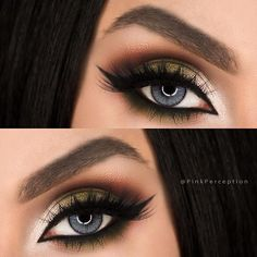 9f31a3d5897 This gorgeous smokey eye and winged liner combo topped off with our  #IconicLashes on @