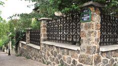 Promenade dans La Mouzaïa (ou quartier d'Amérique)