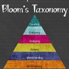 Deepen your students' learning with the knowledge of Bloom's Taxonomy! This flip-chart can be easily printed and assembled for each of your students.  {free on tpt}