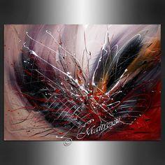 Dekorieren Sie Ihr Haus und Büro mit der ursprünglichen Kunstwerk auf Leinwand. Dies ist einer der besten Qualität abstrakte Ölgemälde von Maitreyii Fine Art gemacht. Weitere Bilder finden Sie hier: http://www.etsy.com/shop/largeartwork =======================================&#x3...