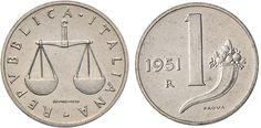 NumisBids: Nomisma Spa Auction 50, Lot 499 : Repubblica italiana (1946-) Lira 1951 Prova – P.P. 737 IT (g 0,65)...