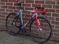Red Hook Crit x Cinelli Vigorelli Track Bike