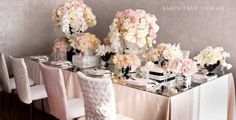 Don't miss our classy & fabulous blog~ A Chanel inspired wedding here -> http://twobellesevents.wordpress.com/2013/08/19/a-bride-should-be-two-things-classy-and-fabulous/