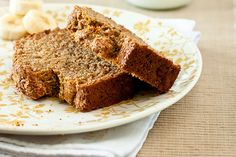 Banana Zucchini Bread | Confections of a Foodie Bride