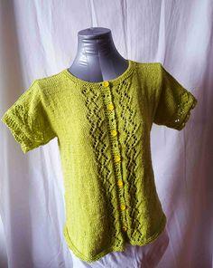 Letný pulóvrik-bavlna s hodvábom