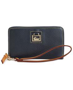 Dooney & Bourke Handbag, Dillen Zip Around Credit Card Phone ... Yes please!