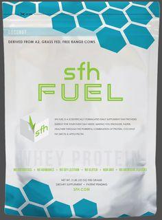 SFH Fuel Protein Powder