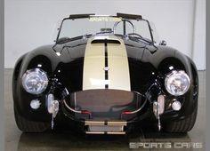 Trevor's favorite car.  Super performance Cobra.