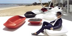 """Search for """"ufo"""" - Ora Ito, Contemporary Outdoor Furniture, Ufo, Massage Chair, Ariel, Products, Outside Furniture, Interiors, Tents"""